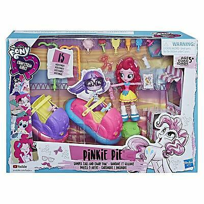 My Little Pony Equestria Girls Pinkie Pie Bumper Cars And Candy Fun