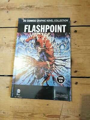DC Flashpoint Graphic Novel volume 59 BN in wrapper