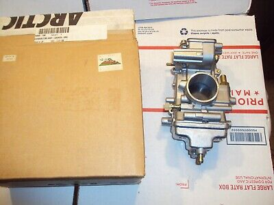 Brand NEW, OEM Arctic Cat ZR700 LH side carburetor, 6506-168