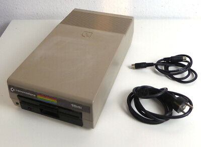 Commodore 64 C64 - Floppy 1541 - Getested OK - Disk Drive