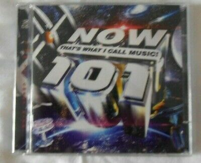 Now Thats What I Call Music 101 2 CD Set Various Artists.2018 New.