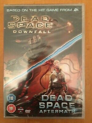 Dead Space - Downfall / Dead Space Aftermath DVD (2 Discs) *New & Sealed*