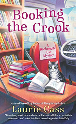 Cass Laurie-Booking The Crook (Importación USA) BOOK NUEVO