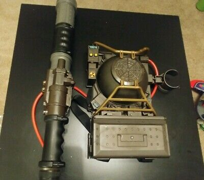 2016 Mattel Ghostbusters Proton Pack/Gun Light Cosplay/Halloween Tested Working