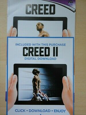 Creed 1 & 2  Download Codes for Google Play