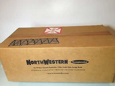 NorthWestern Inc. T-120 VHS Tapes (Tab removed) (Quantity = 50)