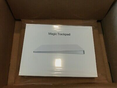 NEW IN BOX Apple Magic Trackpad 2 Silver Wireless Bluetooth Mouse Mac MJ2R2LL/A