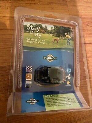 NEW PetSafe PIF00-14288 Stay and Play Wireless Collar for Dogs FREE SHIPPING