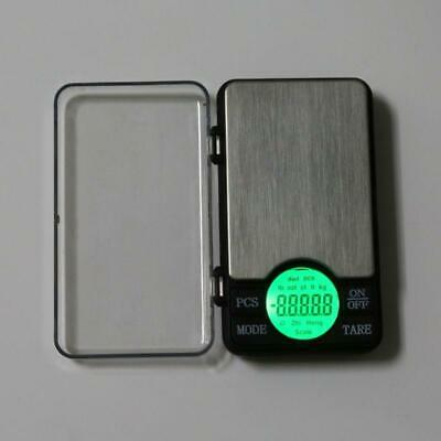 Digital Pocket Scale Mini Jewelry Gold Electronic Powder Coin Balance Weighing