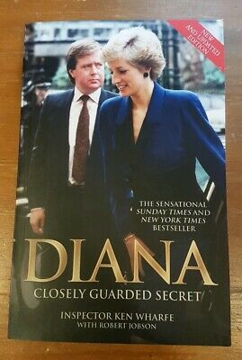 Diana: Closely Guarded Secret by Ken Wharfe, Robert Jobson (Paperback, 2016)