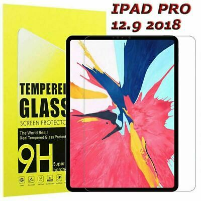 100% Premium Tempered Glass Screen Film Protector for iPad Pro 12.9'' Inch