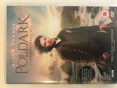 Poldark DVDs - Complete Series One