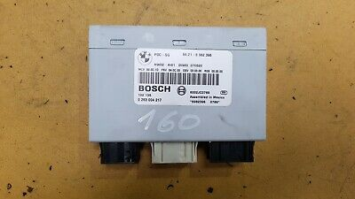 BMW E90 E91 318i 320D 330 05-08 FRONT & REAR PDC PARKING CONTROL MODULE 6982396