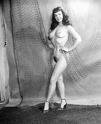 Vintage Bettie Page Photo 16 Oddleys Strange & Bizarre
