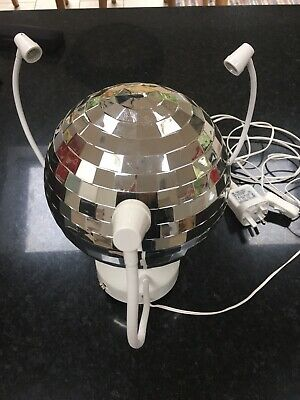 Ikea Dansa Mirror Disco Glitter Ball With LED lights Bedroom Playroom Light