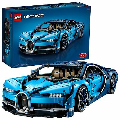 LEGO Technic Bugatti Chiron Sports Race Car Set 42083