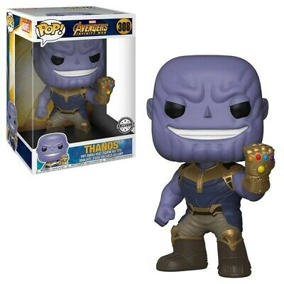 POP! Super Sized XXL THANOS 25cm 10inch Marvel Infinity Avengers Funko
