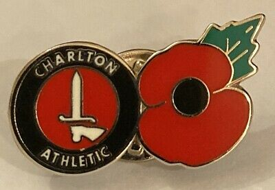 Charlton Club And Country Collectable Football Pin Badge Great For November