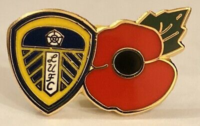Leeds United Club And Country Collectable Football Pin Badge Great For November