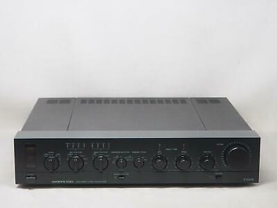 ONKYO INTEGRA P-3060R SUPER SERVO STEREO PREAMPLIFIER Tested! Free Shipping!