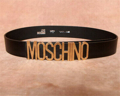Ladies Women Waistband Fashion Belts Alloy Smooth Belts Letters Buckle Decor UK