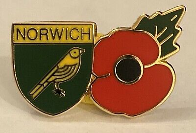 Norwich City Club And Country Collectable Football Pin Badge Great For November