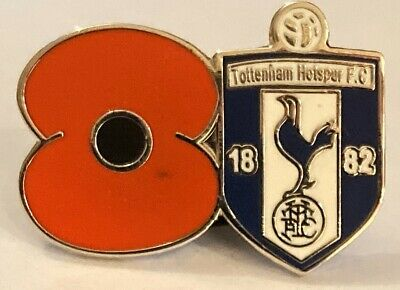 Tottenham Hotspur Club And Country Collectable Football Pin Badge