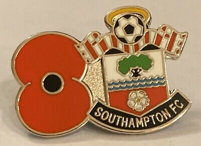 Southampton Club And Country Collectable Football Pin Badge Great For November