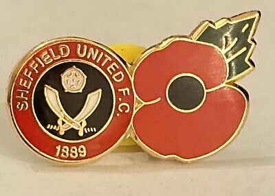 Sheffield United Club And Country Collectable Football Pin Badge Great 4november