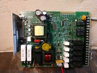 Gamewell Fci Gfps-6  Power Supply Replacement Board Fully Functional Condition