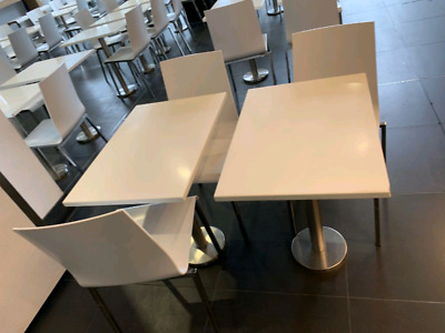 Commercial Dining Tables & Chairs