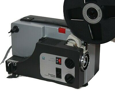 Sankyo dualux  Super & std 8 Projector as NEW ,TESTED  Beautiful, in org.box