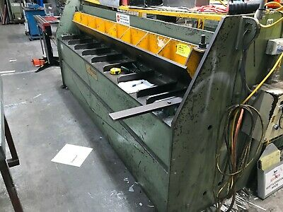 Guillotine Herless  Used 2500Mm X 2Mm Hydraulic Operation 415V