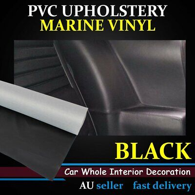 PU Leather Vinyl Fabrics For Auto Marine Domestic Commercial Upholstery 3Mx1.4M