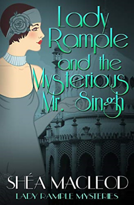 Macleod Shea-Lady Rample & The Mysterious M (US IMPORT) BOOK NEW