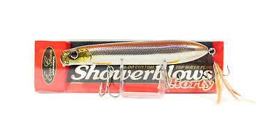 Evergreen Shower Blows Shorty Pencil Flotante Señuelo 196 (1005)