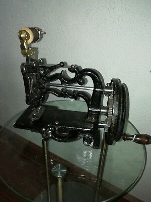 antique sewing machine Weir