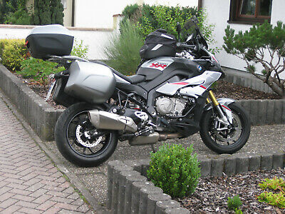 BMW S 1000 XR  mit Koffer & Top Case