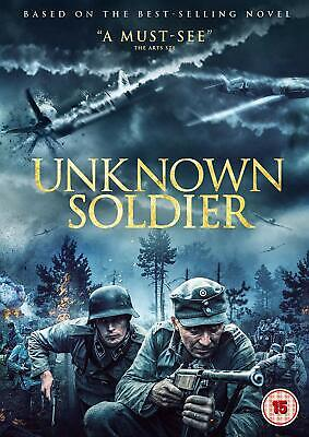 Unknown Soldier (Tuntematon sotilas) (2017) DVD - LIKE NEW - FREE UK DELIVERY
