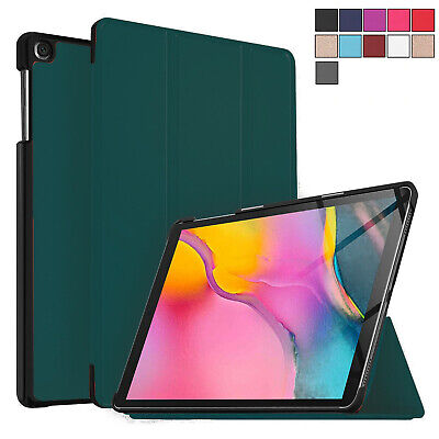 Smart Magnetic Leather Case Cover For Samsung Galaxy Tab A T580 T585 T510 T515