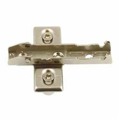 Hafele Mounting Plate Econ Cruciform 3 Point Fixing For Tiomos Click On Hinges