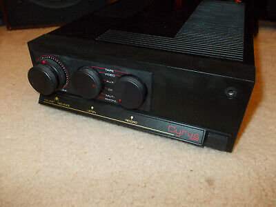Cyrus One Stereo amplifier - Original 1st series UK made 1980s