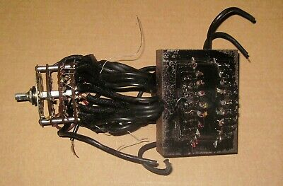 Hickok Tube Tester Model 533 Power transformer with filament switch Tested