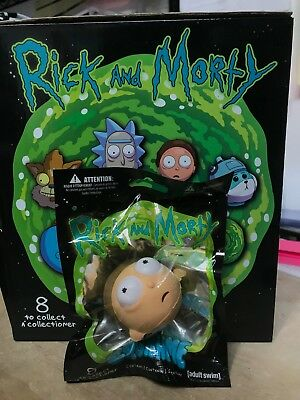 NEW Scented RICK AND MORTY #6 Armagheadon SQUISHME SQUISHY Soft Stress Ball