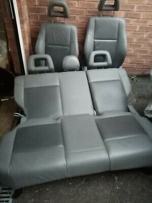 Dodge Caliber 2006 - 2012  Grey Leather Interior Left Right Front & Rear Seats