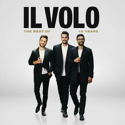 IL VOLO Best of 10 Years First Press Limited CD + Live DVD Japan Bonus Track