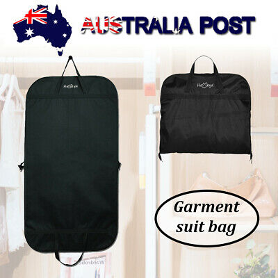 Coat Storage Garment Suits Bag Clothing Cover Traveling Hanging Dust Protector