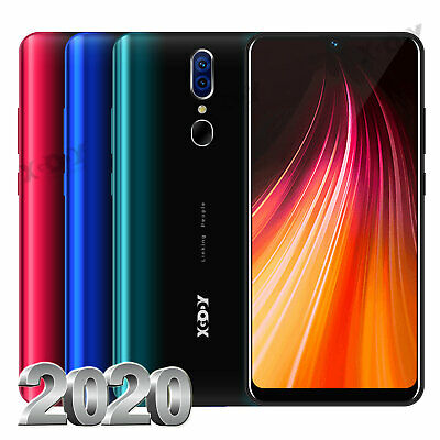 "2019 2+16GB 6.3"" Android 9.0 Unlocked Smartphone Cell Phone Dual SIM Phablet GPS"