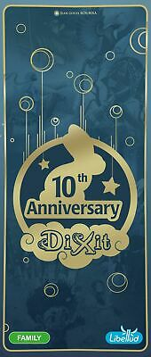 Dixit 10th Anniversary Expansion | Libellud| Board Game New