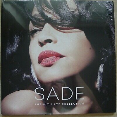 Sade – The Ultimate Collection - 3×Vinyl